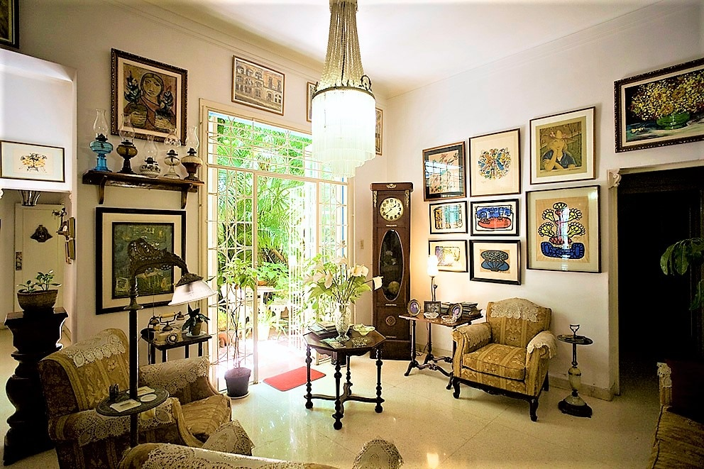 Casa particular Raquel - a beautiful homestay in Havana's Vedado neighbourhood