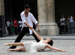 International Dance Festival in Urban Landscapes. Bet time to visit Cuba