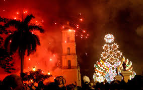 Parrandas of Remedios,  Cultural Heritage of the Nation. Best time to visit Cuba