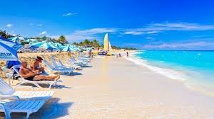 Varadero beach, one of the best beaches in Cuba and in the world