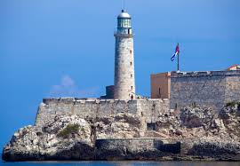 Castillo de los Tres Reyes del Morro. Best places to visit in Cuba