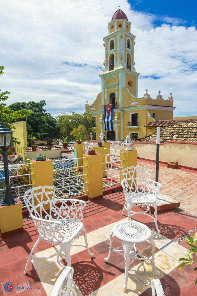 Best places to stay in Trinidad, Cuba.